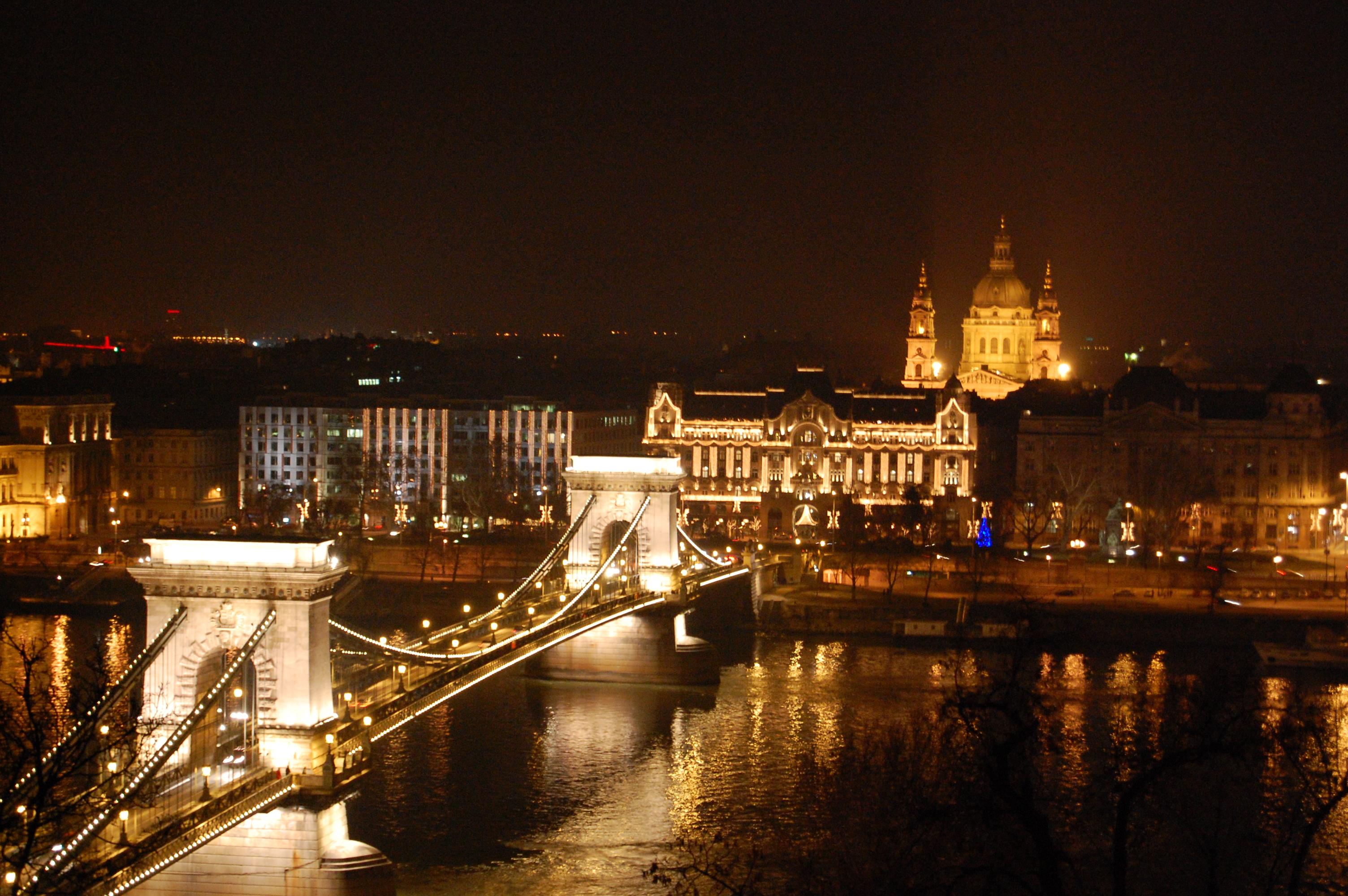 Maďarsko – Budapešť