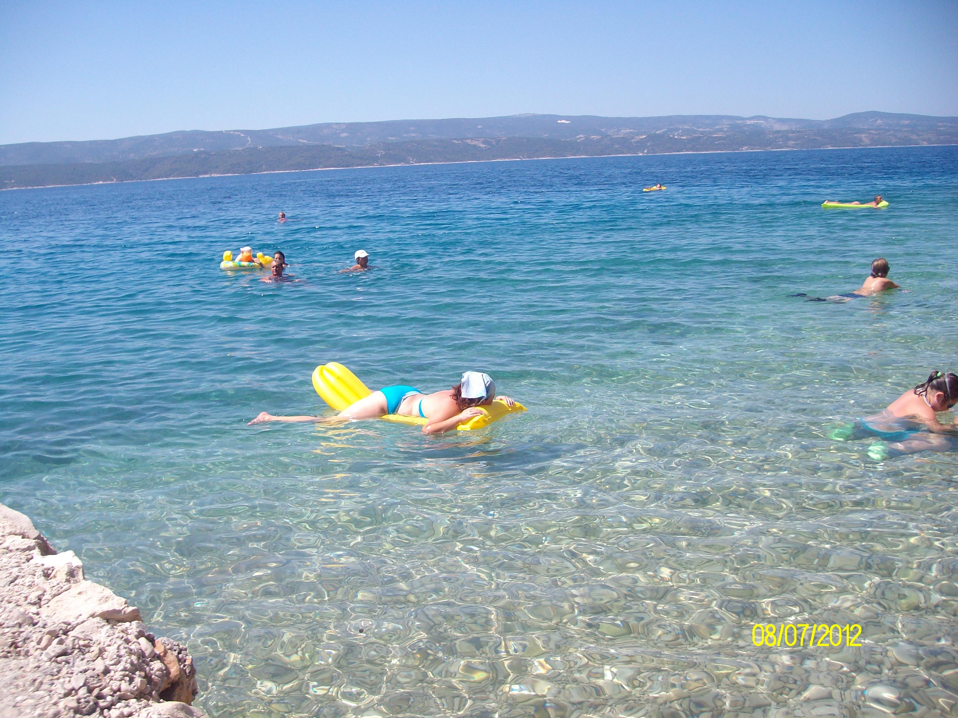 Letní tábor pro děti-Chorvatsko 2012-Ruskamen