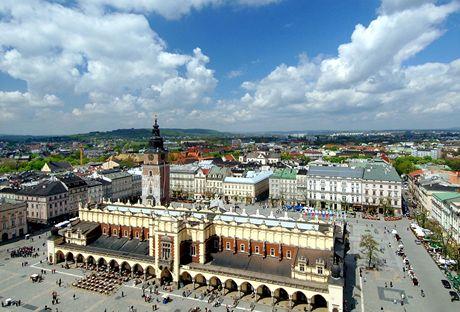 Polsko – Krakow + Oswietim