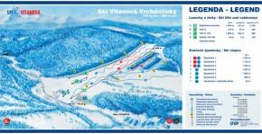 Ski areál Vitanova