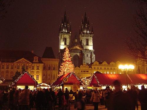 Vánoční Praha – dvoudenní zájezd