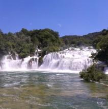 Fakultativní výlet – NP Krka (Chorvatsko) 2014