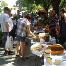 Fakultativní výlet – Dalmatinský jarmark v Zadvarje (Chorvatsko) 2014