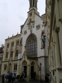 město Sopron .