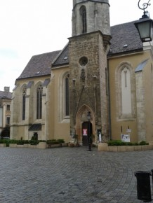 město Sopron