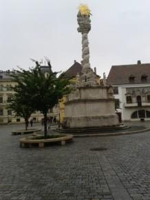 náměstí města Sopron
