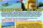 AKTIVNÍ  DOVOLENÁ  S ROMANOU  22.7.- 31.7.2016