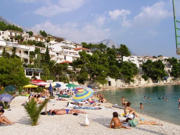 pláž Stomarica