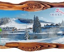 LAST MINUTE – 26.12. – 29.12.2018 Vánoční pobyt na Oravicích – lyžování + termály