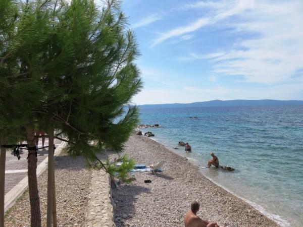 pláž Tučepi 3