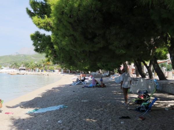 pláž Tučepi 2