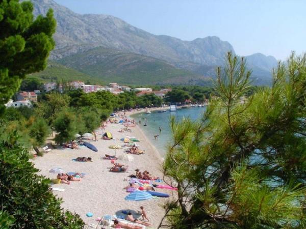 pláž Živogošče 2