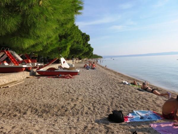 pláž Tučepi 1