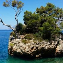 Pláže Brela – Stomarica