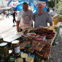 Pravý dalmatinský jarmark – Zadvarje – půldenní autokarový výlet
