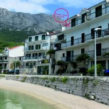 Zavírání jadranského moře v Drveniku