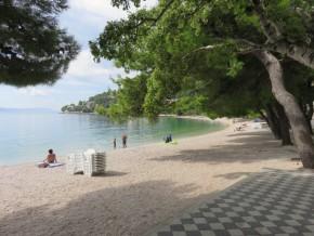 pláž Drveník