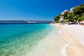 pláže Gradac