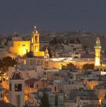 """Adventní zájezd do Izraele + Palestiny  – """"Půjdem spolu do Betléma"""""""