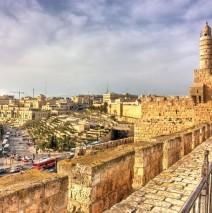 IZRAEL + PALESTINA – velký okruh