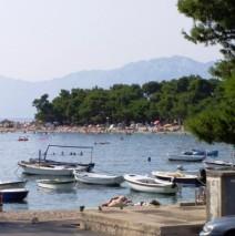 Pláže Promajna
