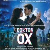 """"""" DOKTOR OX """"   muzikál –  divadlo Hybernia"""