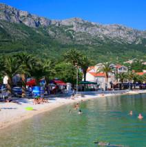 """""""Otevírání moře"""" –  Gradac – Chorvatsko"""