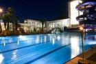 Slovensko – Turčianské Teplice – hotel Vyšehrad