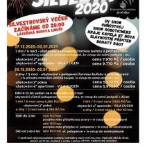 SILVESTR 2020  Karlova Studánka
