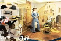 Muzeum klobouků – Nový Jičín + hrad Starý Jičín – jednodenní zájezd